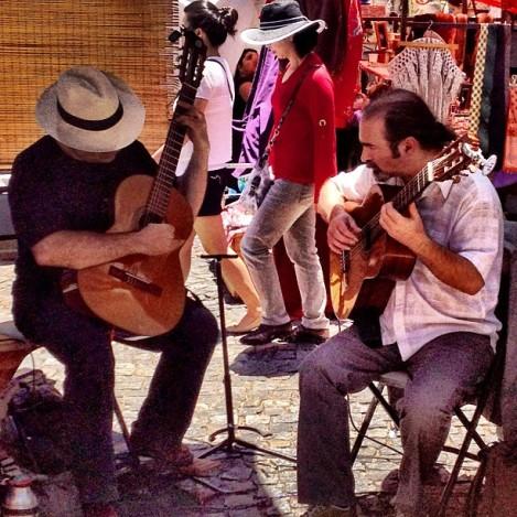 Classic Argentino guitarists